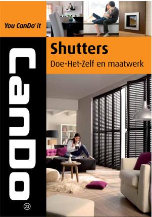 Favoriete Shutters Cando | Van Duinen Online HO04